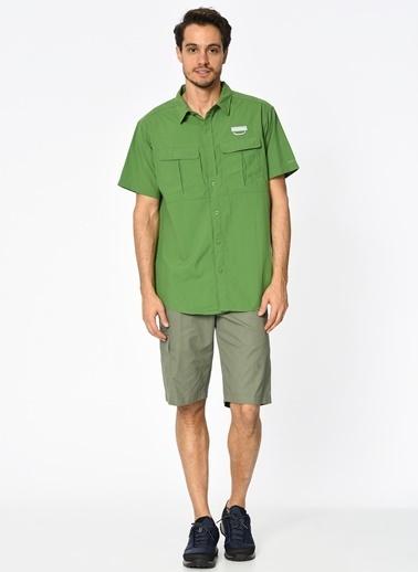 Columbia Şort Yeşil